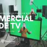 Comercial de TV pontos relevantes para um bom vídeo comercial