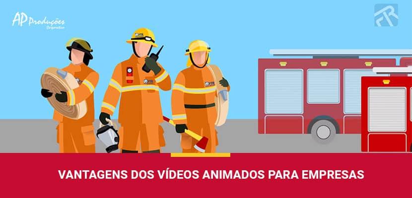 Vantagens dos Vídeos Animados para Empresas
