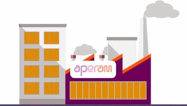 Portfólio AP Produções | Aperam