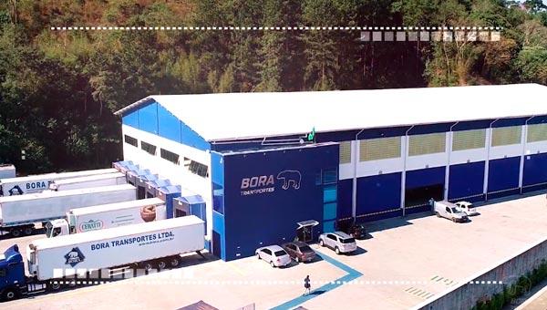 Portfólio AP Produções | Bora Transportes